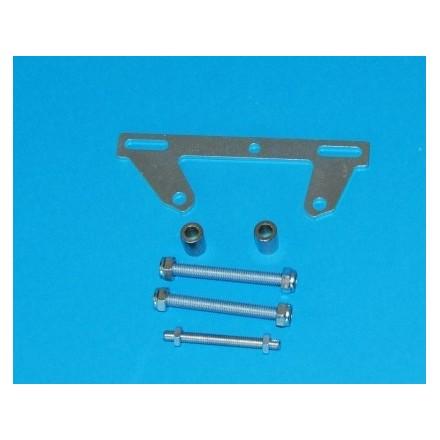 Linkage bracket and rod
