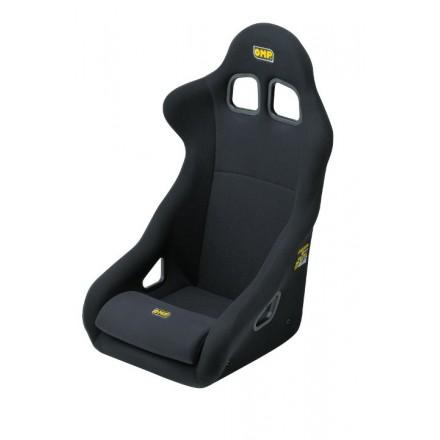 OMP TRS Steel Frame Seat Black