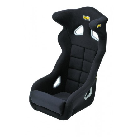 OMP RS PT 2 Seat Black