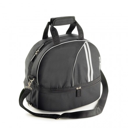 Sparco Helmet and Hans Bag