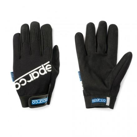 Sparco Meca Mechanics Gloves Black