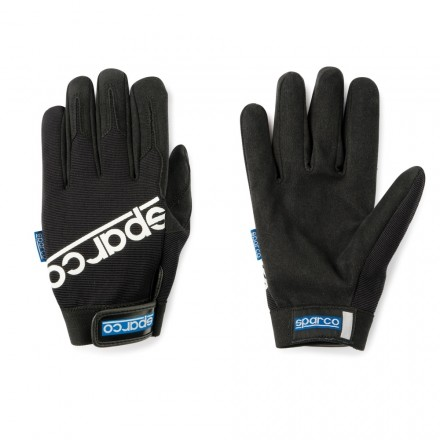 Sparco Meca Mechanics Gloves Black