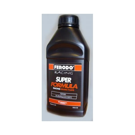 Ferodo Super Formula Racing Brake Fluid 0.5ltr