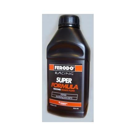 Ferodo Super Formula Racing Brake Fluid 0.5ltr