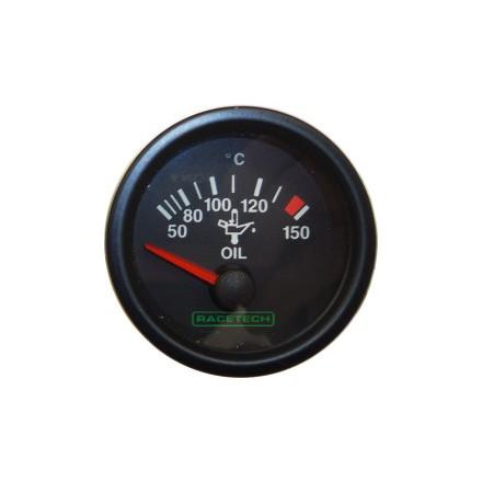Racetech Oil Temperature Guage