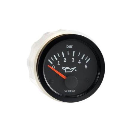 VDO Cockpit Vision Pressure Gauge 0-5bar
