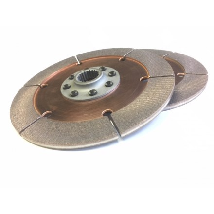 Quartermaster Twin Paddle Clutch Pack