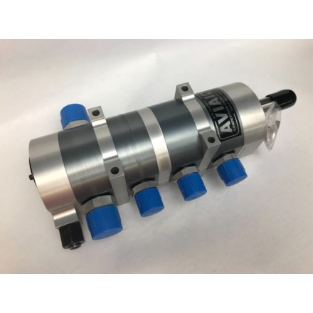 Dry sump oil pump 4stg BD 125P125S