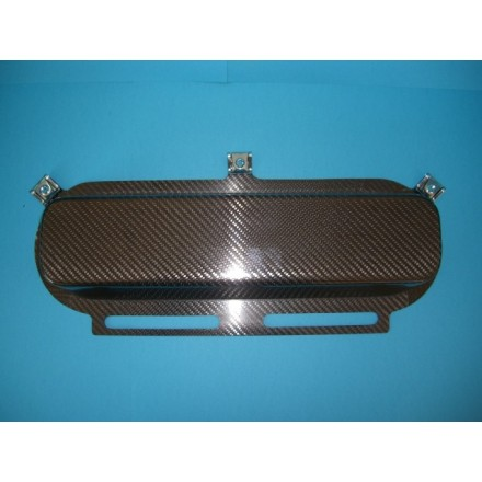 Airbox Backplate 430 x 140 x 50mm