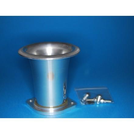 carbon air horn 45x90